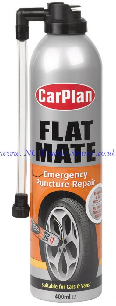 Flat Mate Tyre Repair 400ml